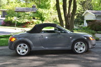 Picture of 2001 Audi TT Quattro Roadster, exterior