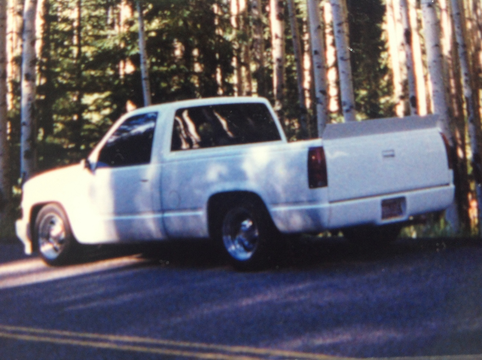 All Chevy c1500 chevy : Chevrolet C/K 1500 Questions - What are the largest Tires I can ...