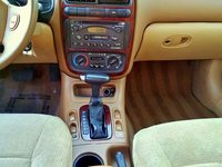 Picture of 2002 Saturn L-Series 4 Dr L300 Sedan, interior