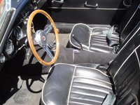 Picture of 1966 MG MGB Roadster, interior