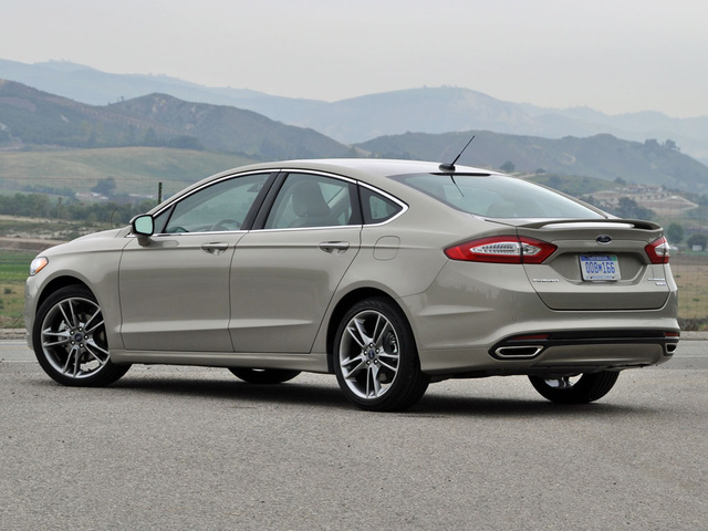 2015 Ford Fusion : ford fusion car reviews - markmcfarlin.com