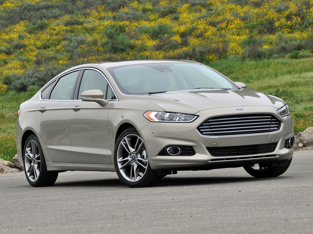 2015 Ford Fusion Test Drive Review Cargurus