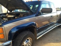Picture of 1994 GMC Sierra 3500 2 Dr K3500 SLE 4WD Extended Cab LB, exterior, gallery_worthy
