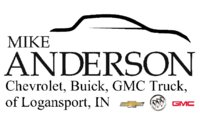 Mike Anderson Chevrolet Buick GMC logo