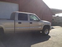 Picture of 2004 GMC Sierra 2500HD 4 Dr SLE Crew Cab SB HD, exterior, gallery_worthy
