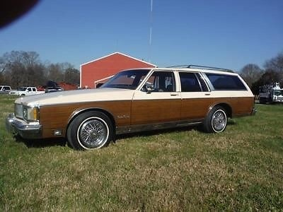 Picture of 1989 Oldsmobile Custom Cruiser