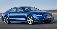 2016 Audi S7, Front-quarter view of the European model, exterior, manufacturer