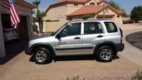 Picture of 2001 Chevrolet Tracker ZR2 4WD, exterior