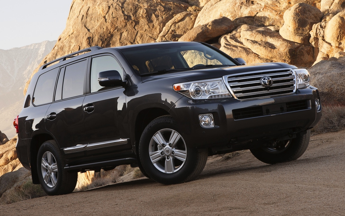 2015 Toyota Land Cruiser Overview Cargurus