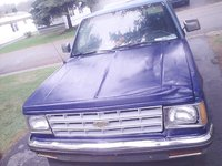 Picture of 1987 Chevrolet S-10 Tahoe Extended Cab SB, exterior