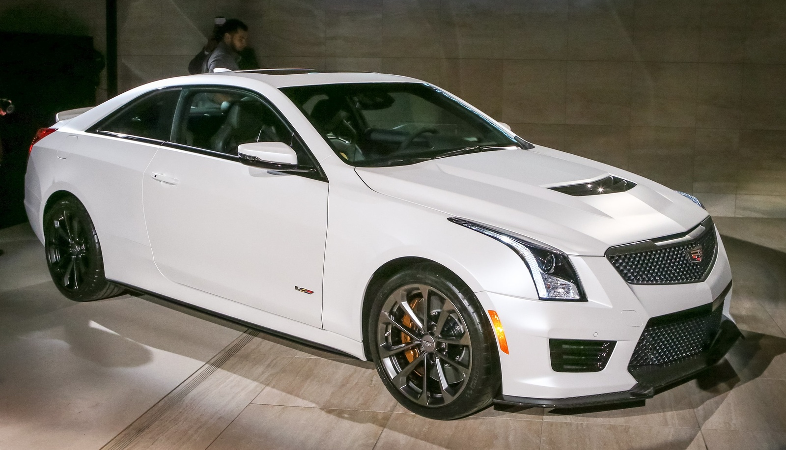 2016 cadillac ats v coupe pictures cargurus. Black Bedroom Furniture Sets. Home Design Ideas