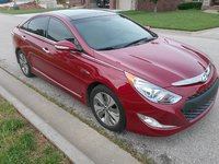 Picture of 2014 Hyundai Sonata Hybrid Limited