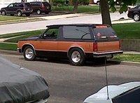 Picture of 1985 Chevrolet S-10 Blazer Tahoe, exterior