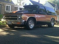 Picture of 1985 Chevrolet S-10 Blazer Tahoe, exterior, gallery_worthy