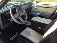 Picture of 1986 Buick Grand National, interior
