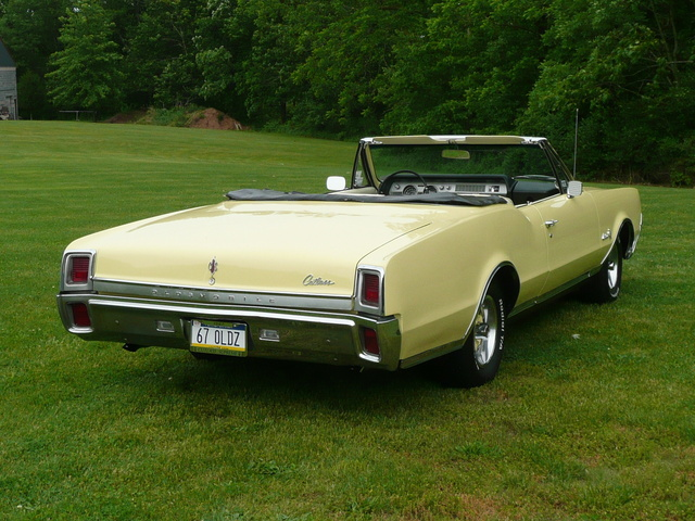 Picture of 1967 Oldsmobile Cutlass Supreme, exterior, gallery_worthy