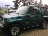 Picture of 1995 Suzuki Sidekick 2 Dr JX 4WD Convertible, exterior, gallery_worthy