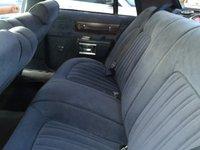 Picture of 1990 Chevrolet Caprice Classic, interior