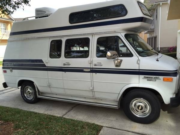 1988 Chevrolet Chevy Van - Overview - CarGurus