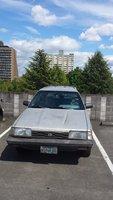 1986 Subaru GL Overview