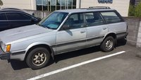 1986 Subaru GL Picture Gallery