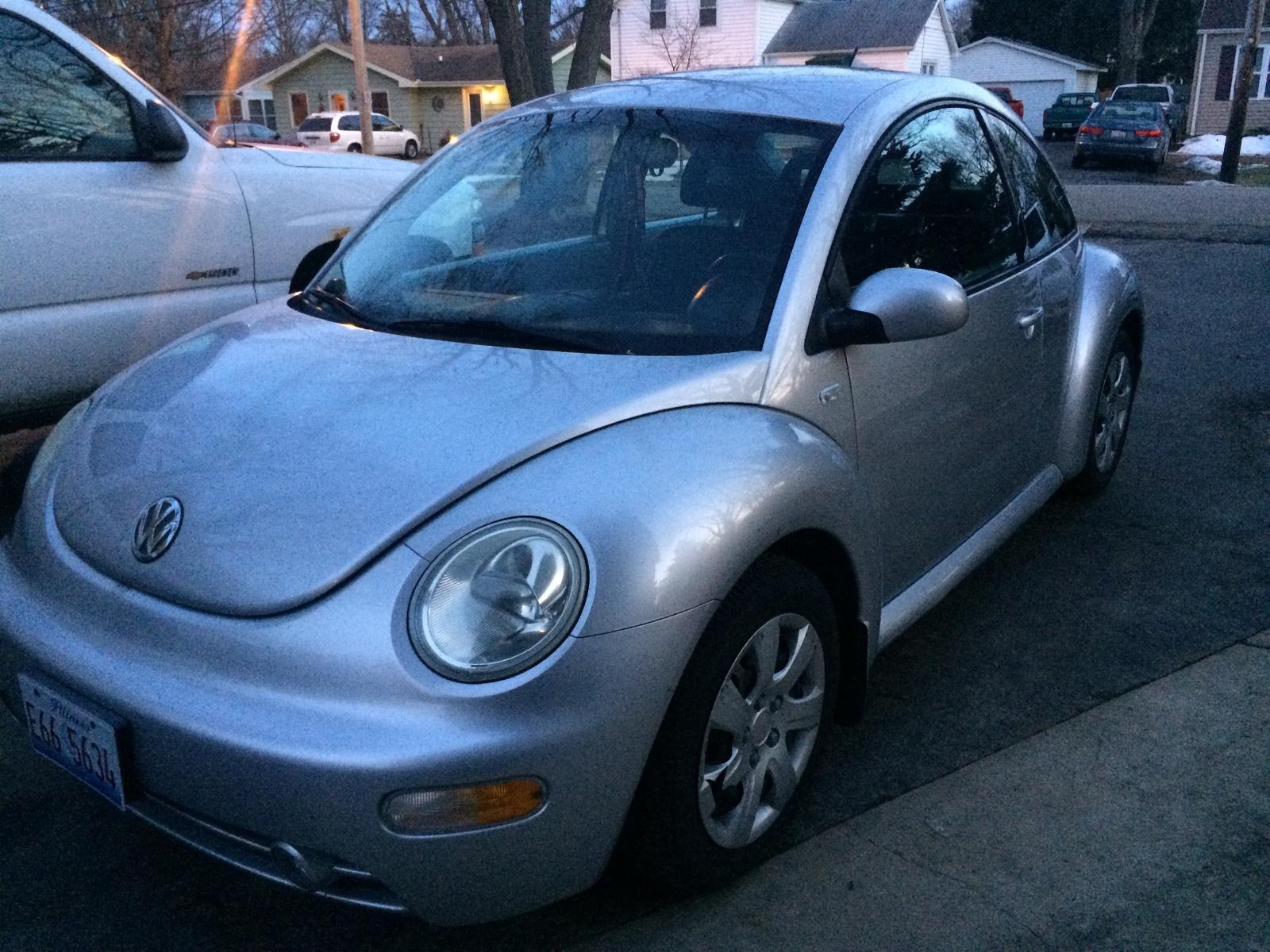 2001 Volkswagen Beetle