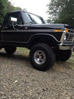 1977 Ford F-250 Overview