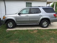 2003 Toyota Sequoia SR5, Great truck  very dependable, exterior