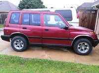Picture of 1996 Geo Tracker 4 Dr LSi SUV, exterior