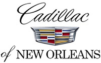 Cadillac of New Orleans logo