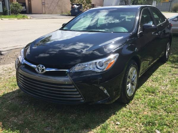 picture of 2015 toyota camry le exterior. Black Bedroom Furniture Sets. Home Design Ideas