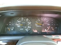 Picture of 1995 Nissan Altima GXE, interior