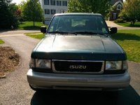 1997 Isuzu Trooper Picture Gallery
