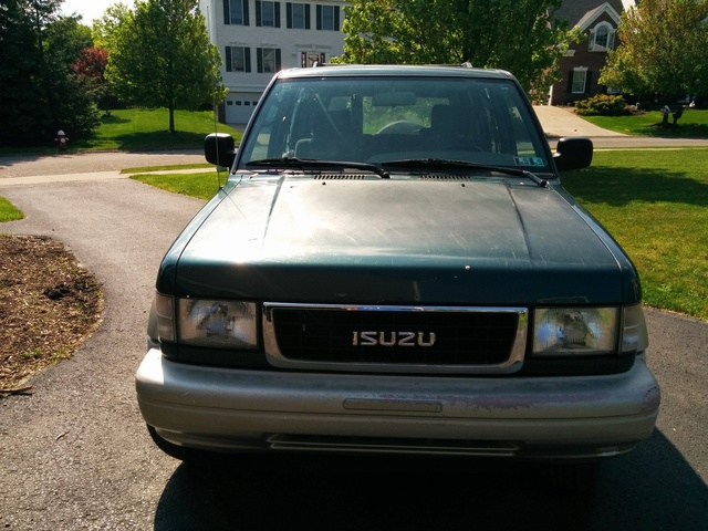 Picture of 1997 Isuzu Trooper 4 Dr LS 4WD SUV