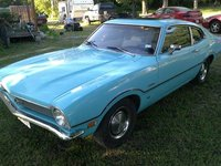 1972 Ford Maverick Overview