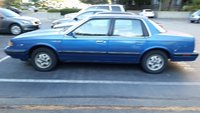 1989 Oldsmobile Cutlass Ciera Overview
