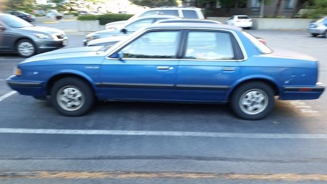 Picture of 1989 Oldsmobile Cutlass Ciera