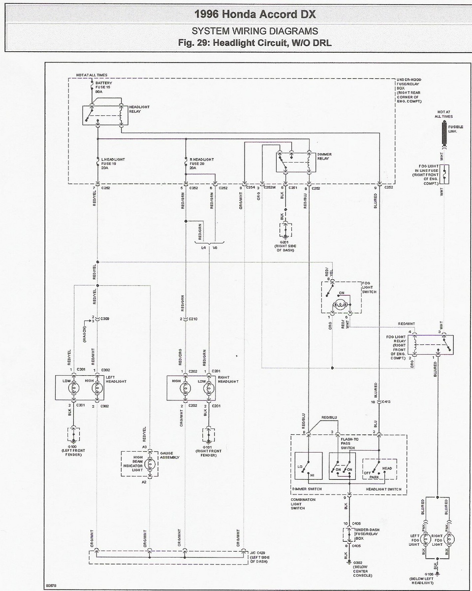 simple auto wiring diagram 1996 honda accord wiring diagram for honda accord 2 out of 2 people think this is helpful.