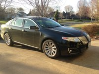 Picture of 2009 Lincoln MKS AWD, exterior