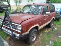 Picture of 1985 Ford Bronco Eddie Bauer 4WD, exterior, gallery_worthy