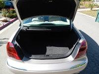 Picture of 2002 Lincoln Continental 4 Dr STD Sedan, exterior, interior