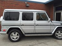 Picture of 2003 Mercedes-Benz G-Class G500, exterior
