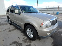 Picture of 2004 Lincoln Aviator Luxury, exterior