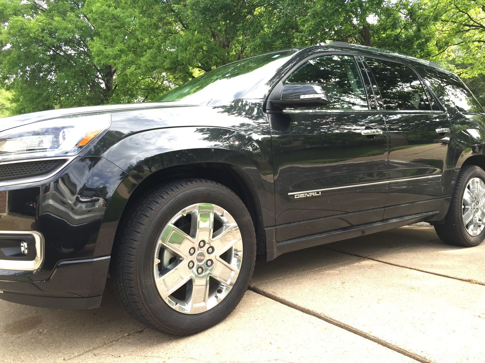 Picture of 2015 GMC Acadia Denali AWD
