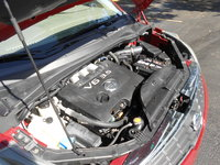 Picture of 2007 Nissan Quest SE, engine