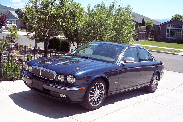 Superb 2007 Jaguar XJ Series XJ8, The New Arrival Before Registration., Exterior,