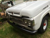 1960 Ford F-100 Overview