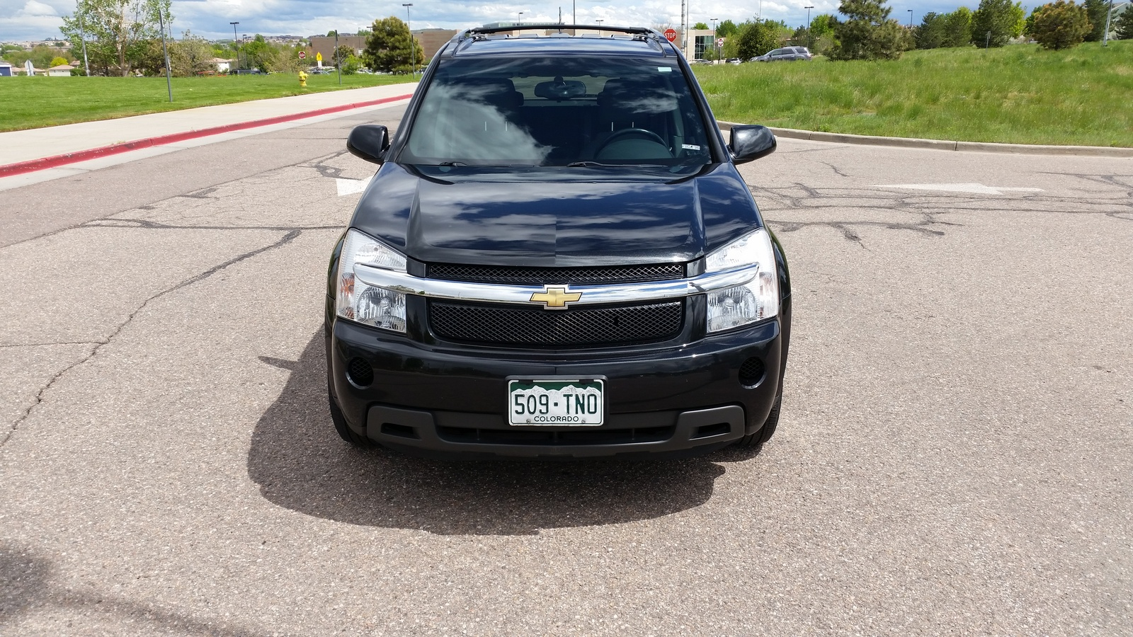 2009 chevy equinox owners manual