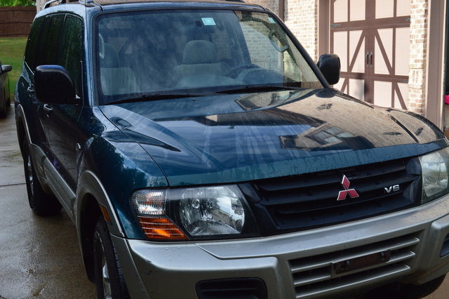 Picture of 2001 Mitsubishi Montero XLS 4WD, exterior, gallery_worthy
