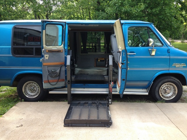 Picture of 1993 Chevrolet Chevy Van 3 Dr G10 Cargo Van, interior